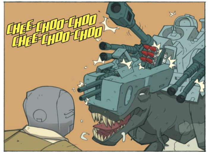 "Atomic Robo or ""What Hath Mad Science Wrought?"""