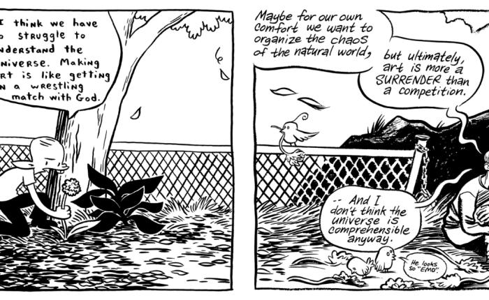 Folks Talkin' Bout Comics:Genres