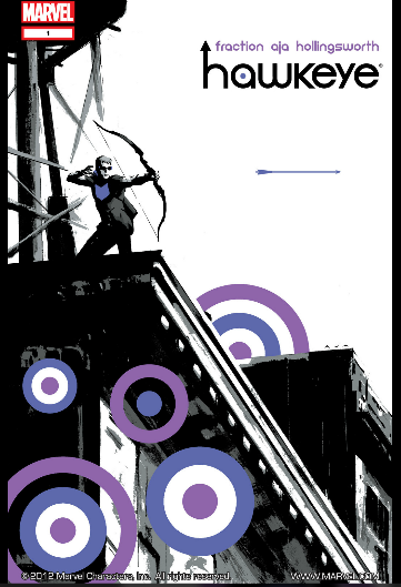 Read This Comic For Charity: Hawkeye#7