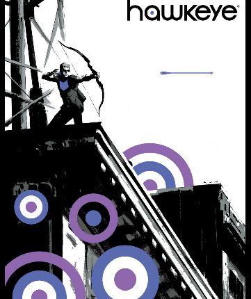 Read This Comic For Charity: Hawkeye #7