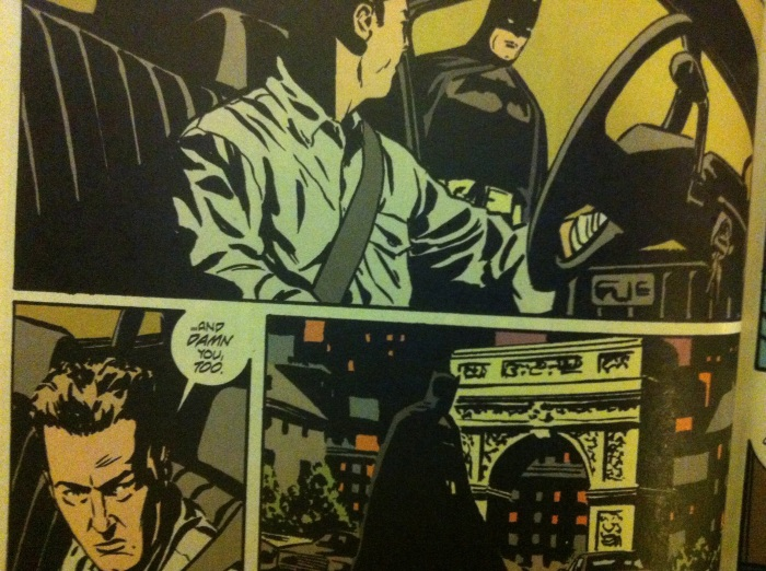 Shut Up, Batman! You're Not MyDad!