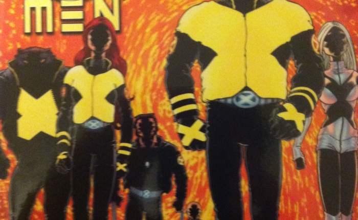 """Would you prefer yellow spandex?"" LOL, Movie Cyclops! New X-Men by Grant Morrison, Frank Quitely, Etc"