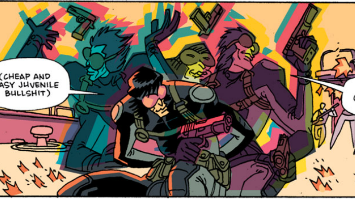 Things I Loved About Comics This Year Part Two: The Secret of TheOoze