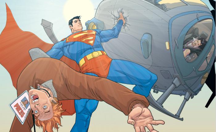 Folks Talkin' Bout Comics 4: Transmet Wrap-up, Gender-izing, and Superman OriginStories